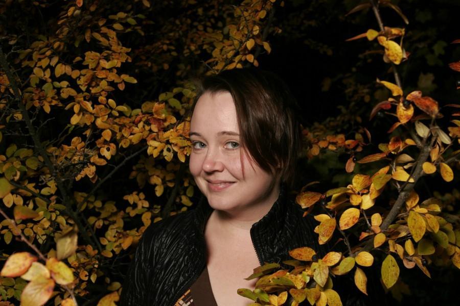 Kirjailija Emma Puikkonen