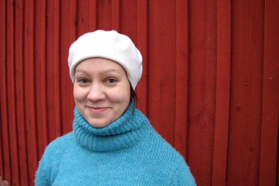 Sari Palmgren Kuva: Pirre Naukkarinen